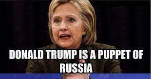 Russians Meme - hillary claims trump is a russian puppet but here s the truth