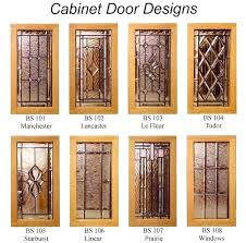 Glass Panels Kitchen Cabinet Doors Leaded Glass Doors Leaded Glass Cabinet Doors Search Leaded