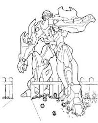 enemy shooting transformers coloring pages coloring pages