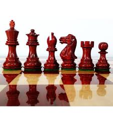 3 1 luxury bud rosewood staunton series weighted chess pieces set