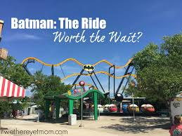 Free Tickets To Six Flags Batman The Ride At Six Flags Fiesta Texas Worth The Wait