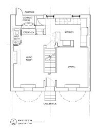 first floor u2013 plan madison square home
