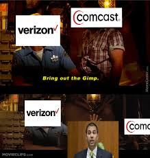 Comcast Meme - ajit pai the isp s bitch by roshango meme center