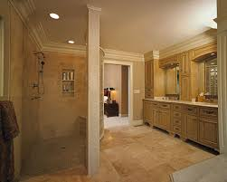 custom walk in showers six facts to know about walk in showers without doors