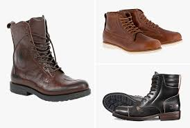 harley riding boots sale 8 stylish casual motorcycle boots gear patrol