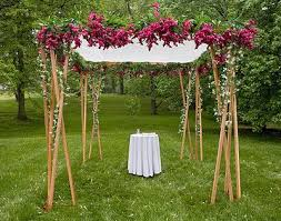 wedding arches to build 10 best build chuppah images on marriage chuppah and