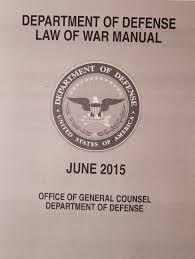 pentagon manual calls some reporters spies u2013 consortiumnews