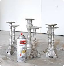 25 unique painted candlesticks ideas on pinterest coco chalk