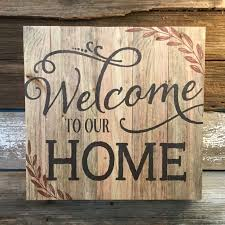 41 best signs images on welcome home signs