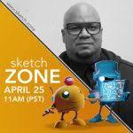 episode 104 angie coates ok google watch sketchzone sketch zone