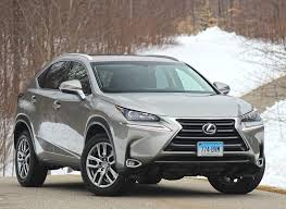 lexus suvs edgy 2015 lexus nx 200t proves agile and downright youthful