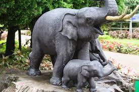 elephant garden statue elephant garden sculpture garden decor