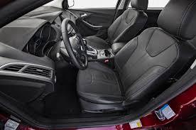 2000 Ford Focus Interior The Big Test 2014 2015 Hatchbacks Ford Hyundai Kia Mazda And Vw