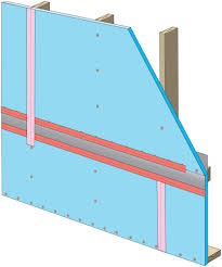 Foil Backed Roof Sheathing by Taped Insulating Sheathing Drainage Planes Building America