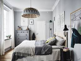 Scandinavian Bed 46 Modern And Stylist Scandinavian Bedroom Decor Homadein