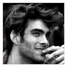 best hairstyle for round face men also messy hair for guys u2013 all