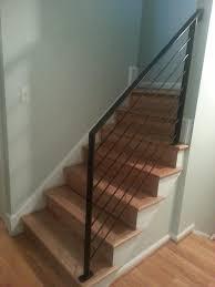 interior stair rails reliable rails inc