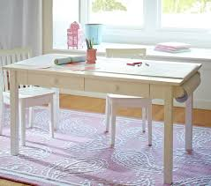 Craft Desk With Storage Carolina Grow With You Craft Table Pottery Barn Kids