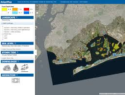 More Sea Level Rise Maps Maps New York Climate Change Science Clearinghouse