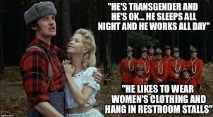 Lumberjack Meme - monty python lumberjack memes imgflip