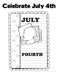 4th of july coloring pages and activities coloring pages