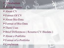 cv vs resume the differences writing support centre western format cv resume