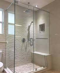 How To Fix Shower Door Glass Shower Abc Glass Repair Miami Fl