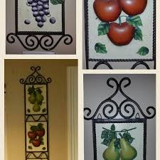 Wrought Iron Kitchen Wall Decor Find More Wrought Iron Kitchen Wall Decor For Sale At Up To 90