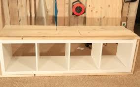 customiser un bureau en bois diy customiser une étagère kallax sur deco fr