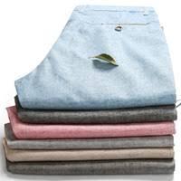 cheap mens linen dress pants free shipping mens linen dress