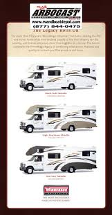 2010 winnebago access brochure ohio