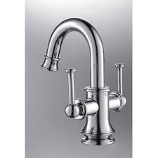 single hole bathroom sink faucet chrome finish two handles single hole mount mixer taps bathroom sink