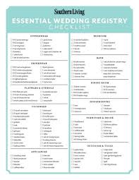 a wedding registry wedding registry checklists free sles in pdf