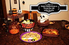 find more time for halloween fun with nestle