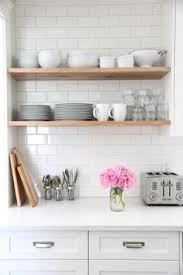 Kitchen Open Shelving Ideas Tda Decorating And Design Kitchen Before During U0026 After Reveal