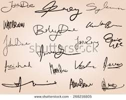 signature stock images royalty free images u0026 vectors shutterstock