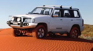 nissan patrol y61 australia nissan axes y61 diesel patrol stock to sell out in 2016 loaded 4x4