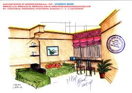 interior design courses for interior decoration room design