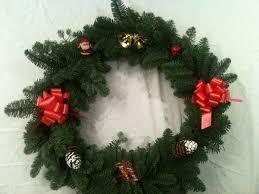 Lighted Outdoor Wreaths Huckleberry Love Diy Lighted Outdoor Wreath Tutorial You Can Add