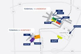 msp airport terminal map minneapolis airport parking guide find cheap convenient msp parking