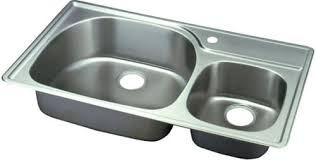 38 Inch Kitchen Sink Elkay Lcgr3822r1 38 Inch Top Mount Bowl Stainless Steel