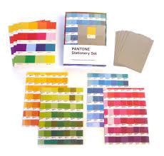 stationary set pantone stationery set pantone llc 9781452110936 books
