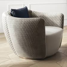 Mink Armchair Mink Furniture High End Designer Luxury Mink Furniture