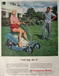 lawnside classics burt u0027s u2013 vintage and used riding mower and
