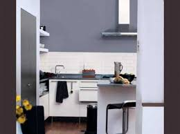 peindre une cuisine en gris peinture cuisine gris peinture cuisine gris tendance bois et 2018