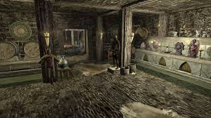 Skyrim Home Decor by Cellar Elder Scrolls Fandom Powered By Wikia