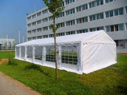 tent building 40 x 20 ft heavy duty commercial party canopy car shelter wedding