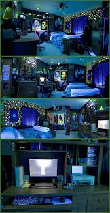 black light bedroom home design