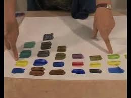 comment faire du beige en peinture cours de dessin isabelle labat les couleurs