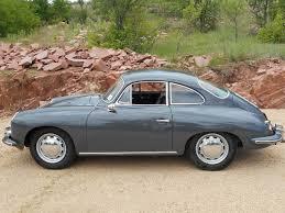 slate grey porsche 1964 porsche 356c u2013 sold vintage motors of lyons